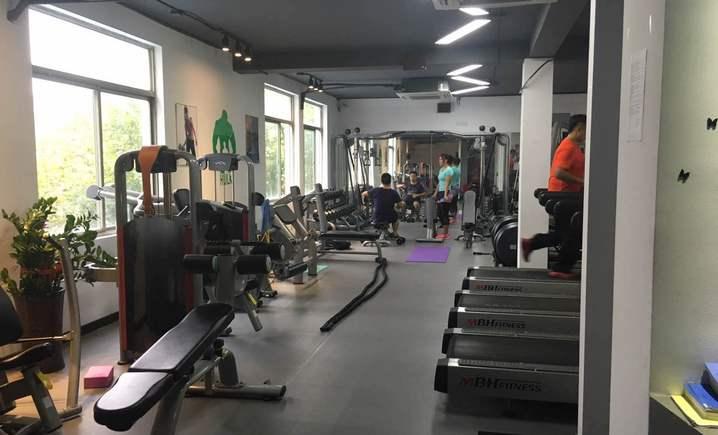 超人计划健身工作室