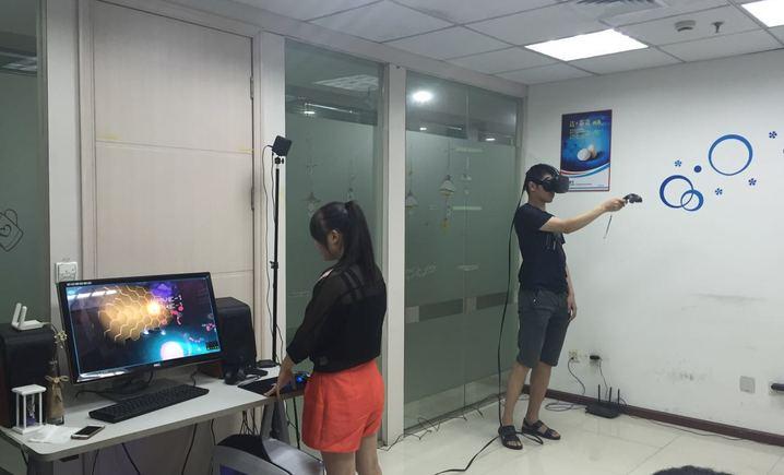 风息VR虚拟现实体验馆