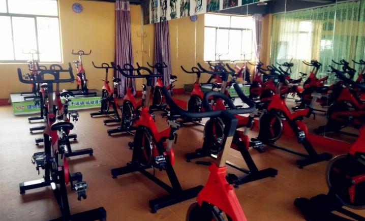 550健身俱乐部