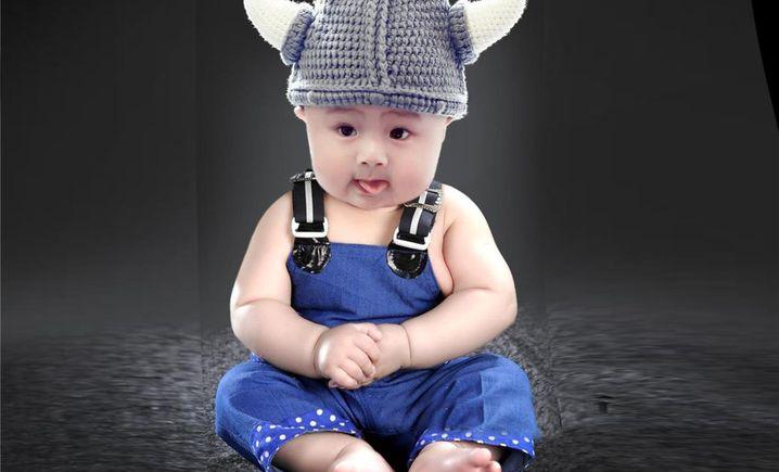 稚子贝贝专业儿童摄影