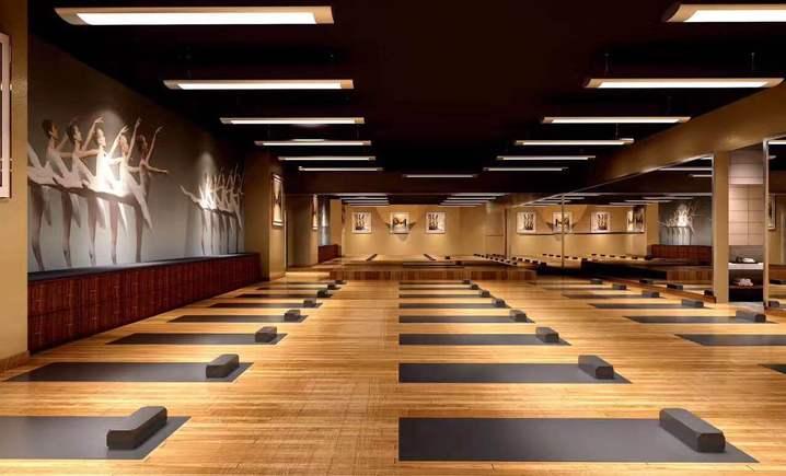 紫罗兰国际舞蹈瑜伽会所