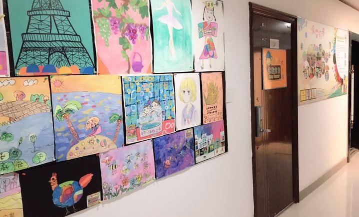 蓝猴创意美术中心