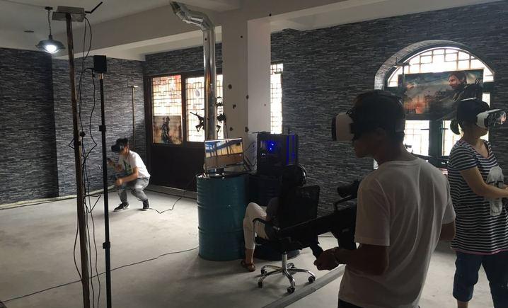 Cico VR虚拟体验店