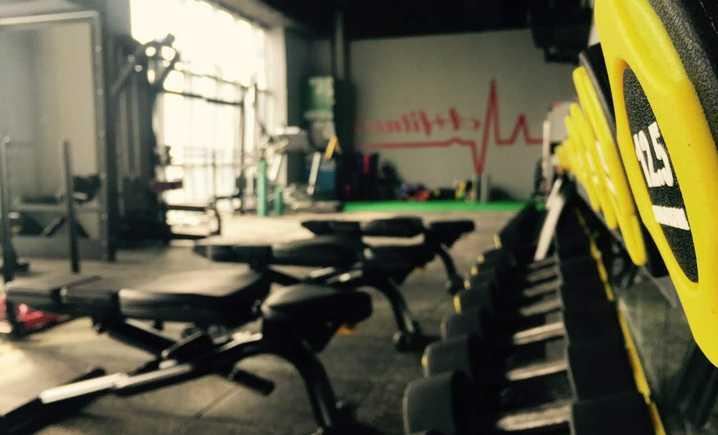 A+fitness私人健身教练工作室