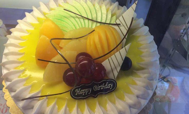 嘉嘉吉生日蛋糕