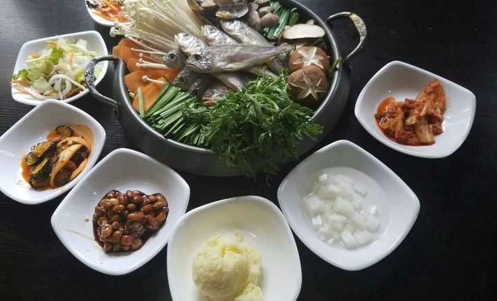 韩拌韩国料理
