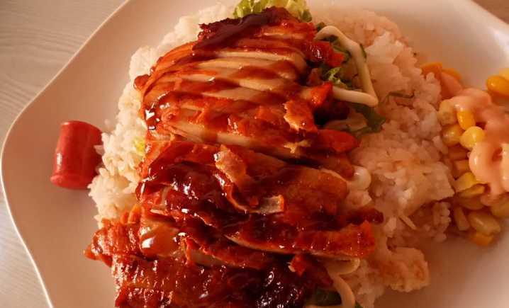 小崔烤肉饭店