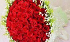 蒂伊花艺33支玫瑰5选1