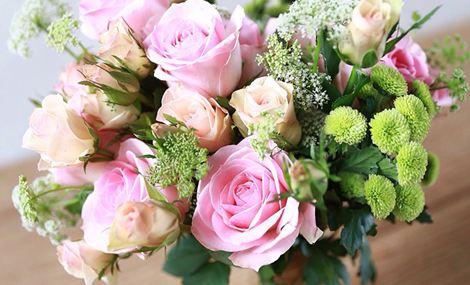 金百合鲜花