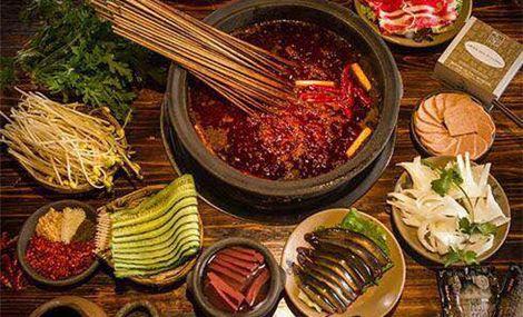 小郡肝砂锅串串香 - 大图