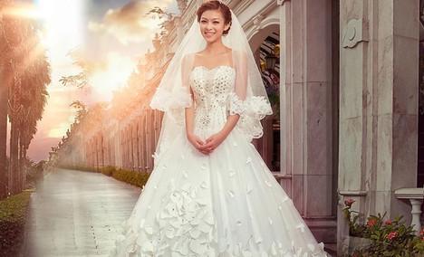 千聚视觉婚纱造型