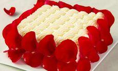 菲尔蒂玫瑰之恋水果蛋糕