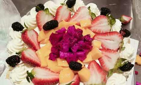 SUMMER CAKE夏天手感烘焙(伊仕利衣柜自提点店)