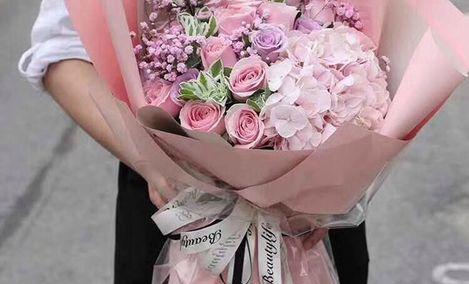 情人草鲜花礼品