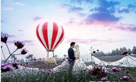 大上海婚纱摄影