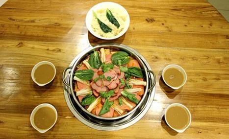 川藏情火锅羊汤烧烤
