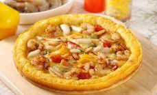 百萨屋13寸皇家披萨3选1