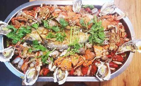 九龙塘特色海鲜龙虾