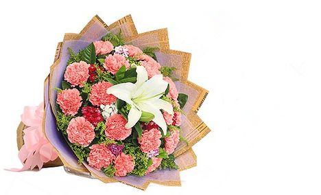 花开一诺鲜花