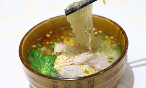 佬淮南牛肉汤 - 大图