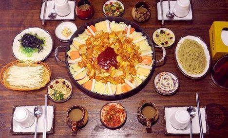 帕西春川铁板鸡(华润万象汇店)