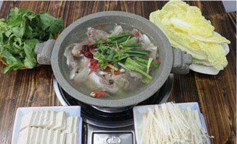 石锅羊肉馆
