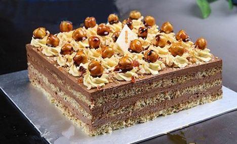 维客八喜冰淇淋蛋糕店