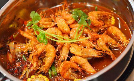 【青塔】虾吃虾涮