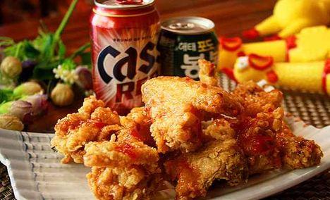 韩国炸鸡屋(庐山店)