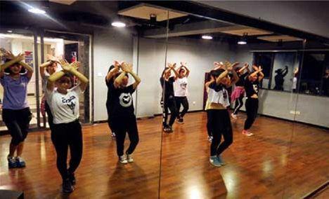 自由式舞蹈基地(小南街店)