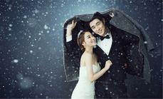 吾爱视觉婚纱摄影周年庆活动