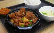 黄焖鸡米饭(南安店)