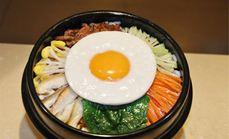 妈妈味韩式拌饭双人餐