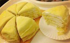 千层榴莲8英寸蛋糕