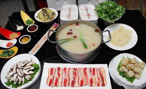 小鱼仙斑鱼火锅 - 大图