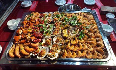海鲜约烩秘制虾蟹(吉林大路一店)