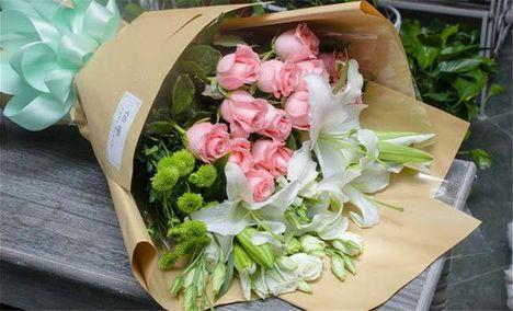 花中王婚庆鲜花