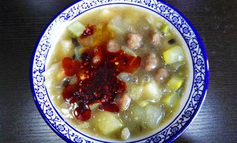 邢老三肉丸糊辣汤