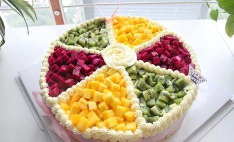 格林城堡鲜奶蛋糕体验店(南郝庄店)
