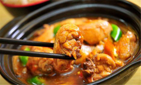 碗留香.黄焖鸡米饭