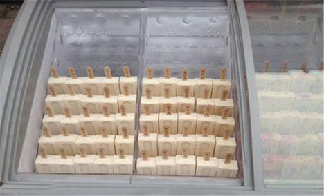 朵尔琪意大利手工冰糕