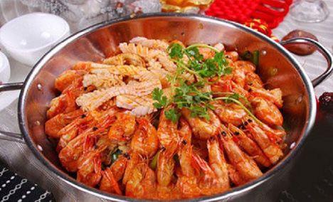 金厨坊馋嘴虾火锅店