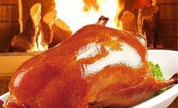 胖之味果木烤鸭