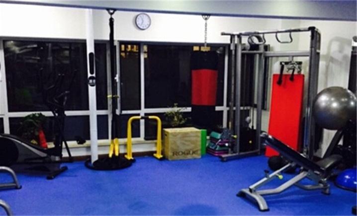 昊刻私人健身工作室