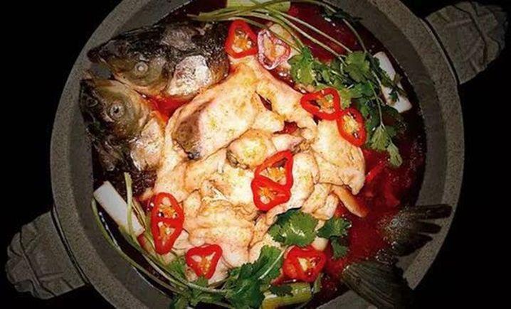 这湘有醴石锅鱼餐厅