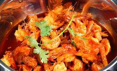 虾吃虾涮双人套餐138元