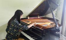 绿萝琴行钢琴调律一次