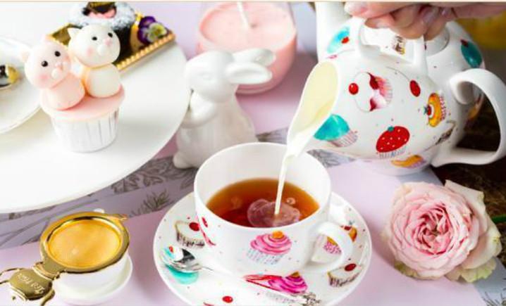 【国贸】梵诺庄园下午茶