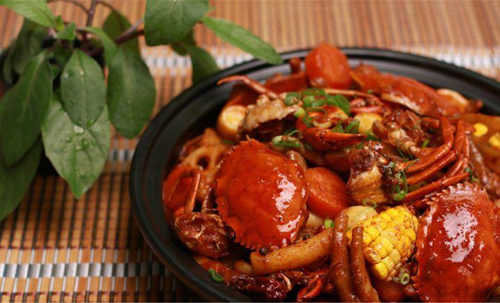 胖哥肉蟹煲(解放路店)