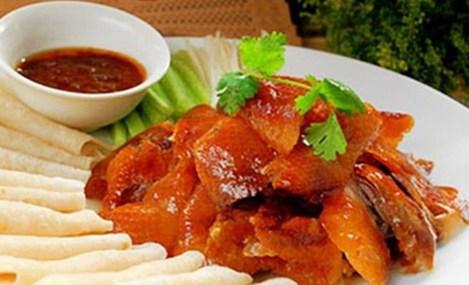 老北京烤鸭(奥林新城店)